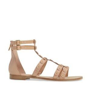 Kate Spade Santina Floral Gladiator Sandal Sz 9.5